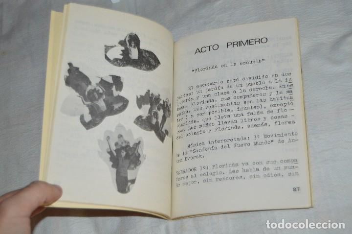 Libros de segunda mano: VINTAGE - VIAJE AL PLANETA DE LAS FLORES - OCTUBRE 1978 - VICTORIA CALDERÓN QUINTANA - ENVÍO 24H - Foto 10 - 122560539