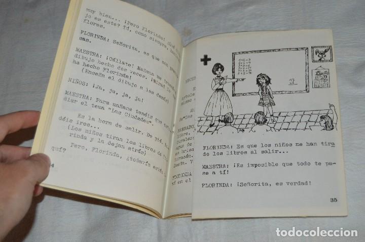 Libros de segunda mano: VINTAGE - VIAJE AL PLANETA DE LAS FLORES - OCTUBRE 1978 - VICTORIA CALDERÓN QUINTANA - ENVÍO 24H - Foto 11 - 122560539