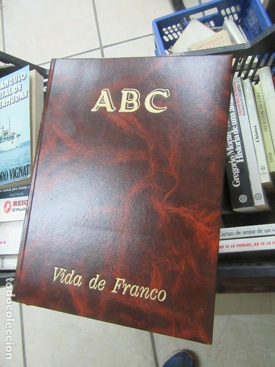 LIBRO ABC VIDA DE FRANCO ART-548-228 (Libros de Segunda Mano - Bellas artes, ocio y coleccionismo - Otros)