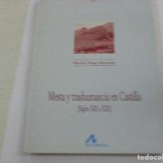 Libros de segunda mano: MESTA Y TRASHUMANCIA EN CASTILLA (SIGLOS XIII A XIX) ARCO LIBROS, S.L.- N 3. Lote 180129661