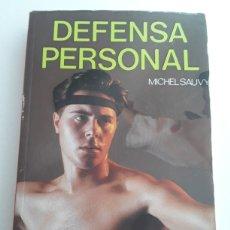 Libros de segunda mano: DEFENSA PERSONAL / MICHEL SAUVY. Lote 122757816