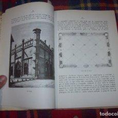 Libros de segunda mano: LA CIUDAD DE PALMA. PARTE DE LA OBRA LAS BALEARES...EDICIÓN LIMITADA Y NUMERADA . 1981. MALLORCA. Lote 218848883
