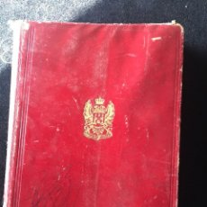 Libros de segunda mano: ANUARIO ESPAÑOL DEL GRAN MUNDO 1953. Lote 122942431