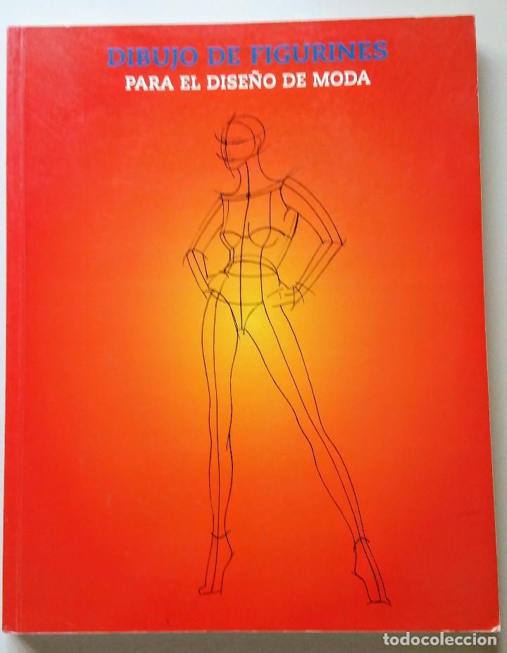 Dibujo De Figurines Para El Diseño De Moda Drud Vendido En Venta