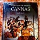 Libros de segunda mano: OSPREY GRANDES BATALLAS EL TRIUNFO DE ANIBAL CANNAS MARK HEALY NUEVO, PRECINTADO. Lote 123040440