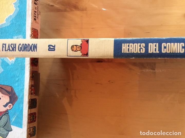Libros de segunda mano: Flash Gordon , los hombres selváticos Tomo 2 - Foto 2 - 123058763