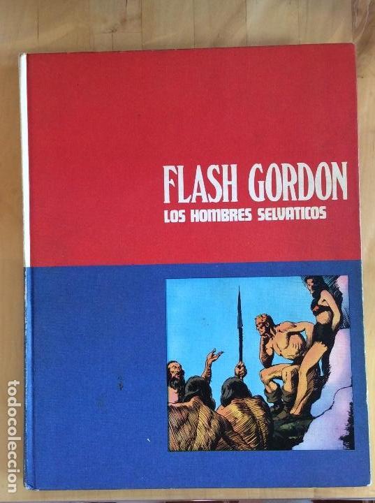 FLASH GORDON , LOS HOMBRES SELVÁTICOS TOMO 2 (Libros de Segunda Mano - Literatura Infantil y Juvenil - Otros)