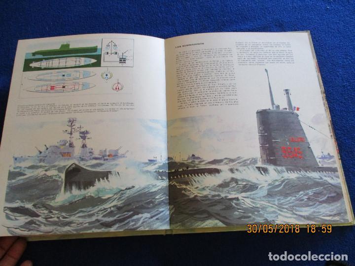 Libros de segunda mano: BARCOS DE HOY Plaza&Janés 1967 Texto Jean Riverain - Foto 9 - 123063075