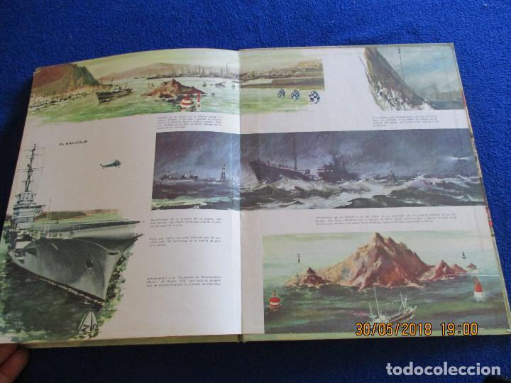 Libros de segunda mano: BARCOS DE HOY Plaza&Janés 1967 Texto Jean Riverain - Foto 10 - 123063075