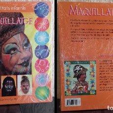 Libros de segunda mano: MAQUILLATGE MANUALITATS INFANTILS - CATALÀ (CERCLE DE LECTORS). Lote 123076387
