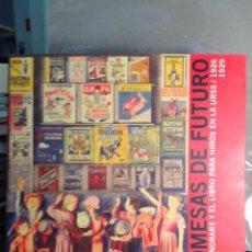 Libros de segunda mano: PROMESAS DE FUTURO. BLAISE CENDRARS Y EL LIBRO PARA NIÑOS EN LA URSS 1926-1929. PENTAGRAF. MUVIM. Lote 123195763