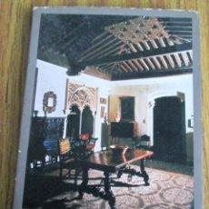 Libros de segunda mano: MUSEO NACIONAL DE ARTES DECORATIVAS -- MINISTERIO DE CULTURA - MADRID 1981 . Lote 123290147