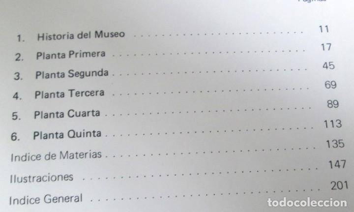 Libros de segunda mano: MUSEO NACIONAL DE ARTES DECORATIVAS -- Ministerio de cultura - Madrid 1981 - Foto 3 - 123290147