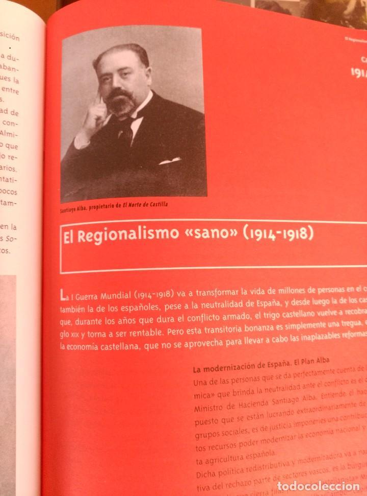 Libros de segunda mano: EL NORTE DE CASTILLA 150 AÑOS COMO TESTIGO DE LA HISTORIA (1856 A 2006) - NUEVO - Foto 6 - 123311719