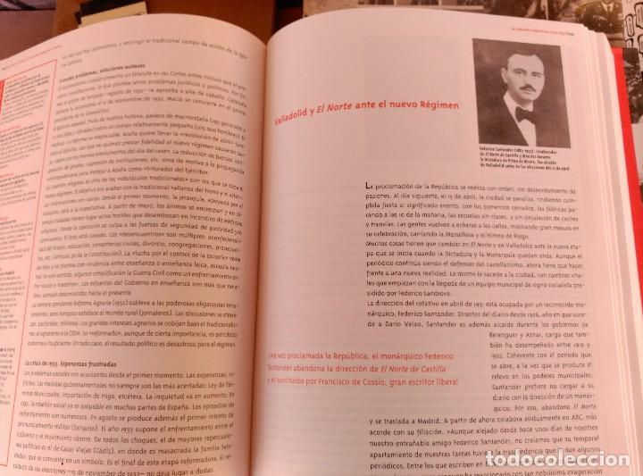 Libros de segunda mano: EL NORTE DE CASTILLA 150 AÑOS COMO TESTIGO DE LA HISTORIA (1856 A 2006) - NUEVO - Foto 11 - 123311719