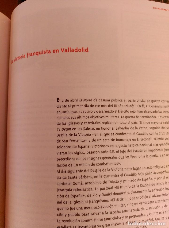 Libros de segunda mano: EL NORTE DE CASTILLA 150 AÑOS COMO TESTIGO DE LA HISTORIA (1856 A 2006) - NUEVO - Foto 14 - 123311719