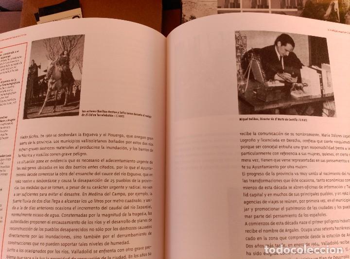 Libros de segunda mano: EL NORTE DE CASTILLA 150 AÑOS COMO TESTIGO DE LA HISTORIA (1856 A 2006) - NUEVO - Foto 15 - 123311719