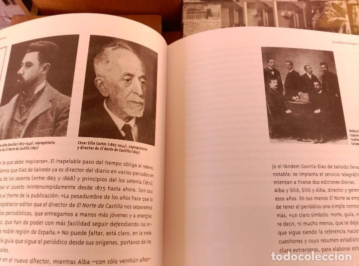 Libros de segunda mano: EL NORTE DE CASTILLA 150 AÑOS COMO TESTIGO DE LA HISTORIA (1856 A 2006) - NUEVO - Foto 19 - 123311719