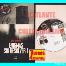 Libros de segunda mano: ENIGMAS SIN RESOLVER I IKER JIMÉNEZ - CON DVD - MISTERIOS LUGARES MALDITOS OVNI OVNIS UFOS UFOLOGÍA. Lote 123342171