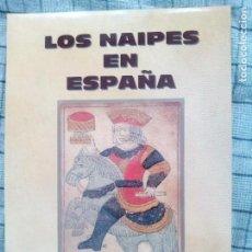 Libros de segunda mano - LOS NAIPES EN ESPAÑA - JUAN DE DIOS AGUDO RUIZ - 123344499