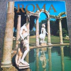 Libros de segunda mano: GRANDES CIVILIZACIONES -- ROMA -- GRUPO LIBRO 88 -- 1990 --. Lote 123512859