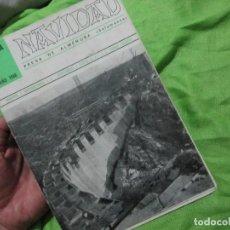 Libros de segunda mano: PRESA DE ALMENDRA SALAMANCA 1968-DEZEA-RARO. Lote 123555767