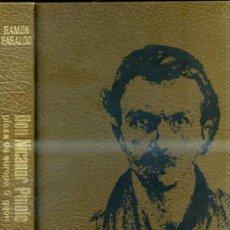 Libros de segunda mano: RAMÓN FARALDO : DON NICANOR PIÑOLE, PLAZA DE EUROPA, 5, GIJÓN (NARANCO, 19739 GRAN FORMATO. Lote 123574815