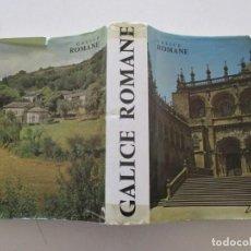 Libros de segunda mano: MANUEL CHAMOSO LAMAS GALICE ROMANE. RM86598. Lote 123582487