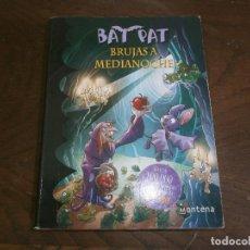 Libros de segunda mano: BATPAT BRUJAS A MEDIANOCHE. Lote 123742823