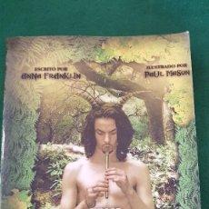 Libros de segunda mano: GUIA DE EL ANILLO DE LAS HADAS - ANNA FRANKLIN. Lote 123745179