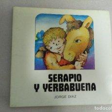 Libros de segunda mano: SERAPIO Y YERBABUENA - TEATRO EDEBE. Lote 124149455