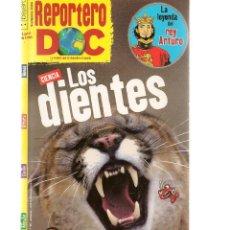 Libros de segunda mano: REPORTERO DOC. Nº 161. LOS DIENTES. SEPTIEMBRE 2008. (ST/BL104). Lote 124261951