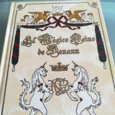 Libros de segunda mano: EL MAGICO MUNDO DE DANANN-- NEFER G. BARON-- LEGSA- -JULIO DEL 2008--IMPECABLE. Lote 124290367