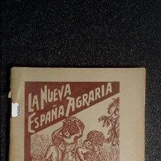 Libros de segunda mano: ESPAÑA AGRARIA. AGRICULTURA. PUBLICADO EN BILBAO.. Lote 124294355
