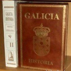 Livres d'occasion: B778 - HISTORIA DE GALICIA. TOMO I. PREHISTORIA E HISTORIA ANTGUA. NUEVO. PRECINTADO Y ESTUCHE.. Lote 124397611