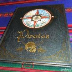 Libros de segunda mano: PIRATAS, DIARIO DE NAVEGACIÓN DE WILLIAM LUBBER. MONTENA 2006. BUEN ESTADO.. Lote 124429607