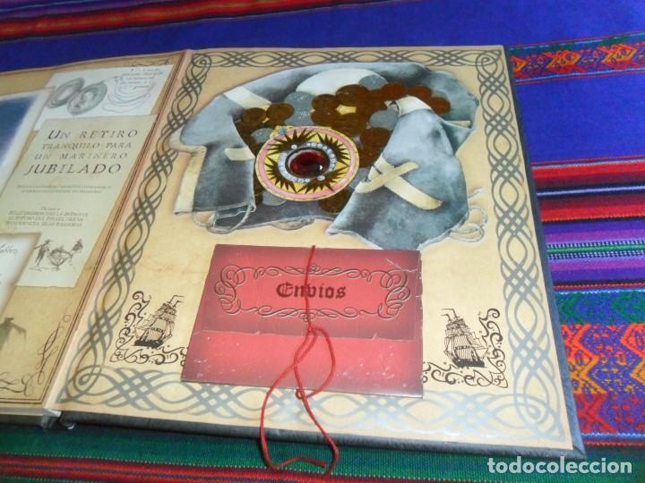 Libros de segunda mano: PIRATAS, DIARIO DE NAVEGACIÓN DE WILLIAM LUBBER. MONTENA 2006. BUEN ESTADO. - Foto 4 - 124429607