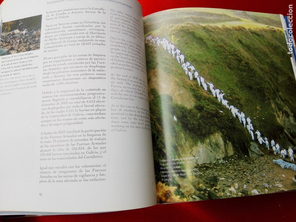 Libros de segunda mano: libro-la catastrofe del prestige-ministerio de medio ambiente-2005-288 páginas-sobrecubierta-nuevo - Foto 14 - 124568435