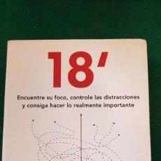 Libros de segunda mano: 18 MINUTOS - PETER BREGMAN. Lote 124651343