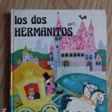 Libros de segunda mano: LOS DOS HERMANITOS COLECCIÓN AURORA AÑO 1977 EDICIONES SUSAETA. Lote 124663295