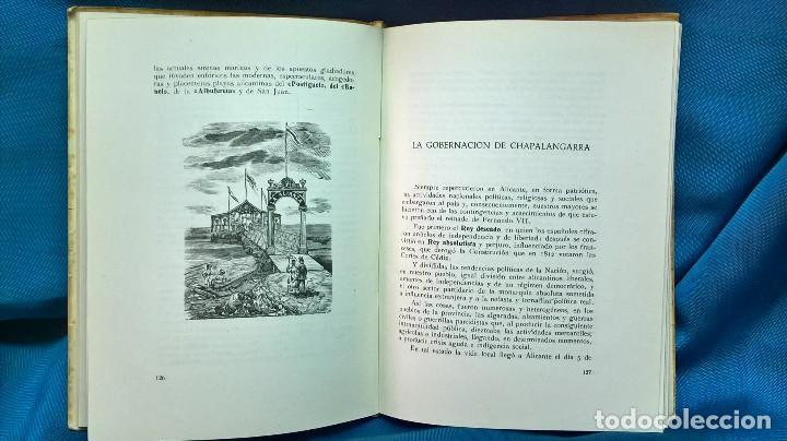 Libros de segunda mano: Libro Efemérides Alicantinas. Jose Tari. 1958 - Foto 2 - 124727903