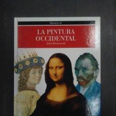 Libros de segunda mano: HISTORIA PINTURA OCCIDENTAL -GUIA PARA JÓVENES -JULIET HESLEWOOD. Lote 275183103