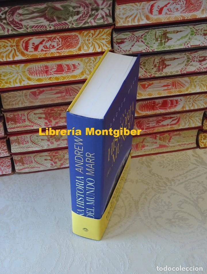 Libros de segunda mano: UNA HISTORIA DEL MUNDO . Autor : Marr, Andrew - Foto 2 - 125020051