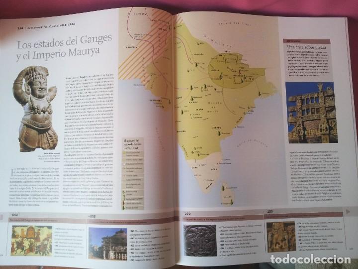 Libros de segunda mano: GRAN ATLAS HISTORICO PLANETA - PLANETA 2004 - Foto 5 - 125041087