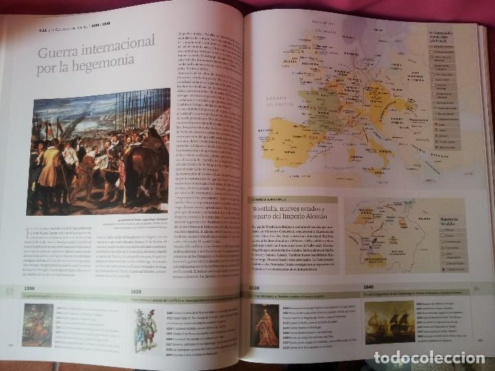 Libros de segunda mano: GRAN ATLAS HISTORICO PLANETA - PLANETA 2004 - Foto 7 - 125041087