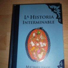 Libros de segunda mano: LA HISTORIA INTERMINABLE MICHAEL ENDE ALFAGUARA 2009. Lote 125063091
