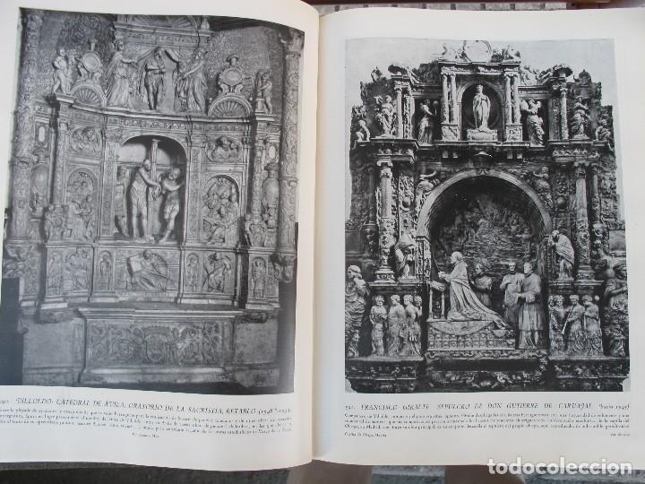 Libros de segunda mano: MIL JOYAS DEL ARTE ESPAÑOL VOL II (INSTITUTO GALLACH 1948 - Foto 3 - 125112391