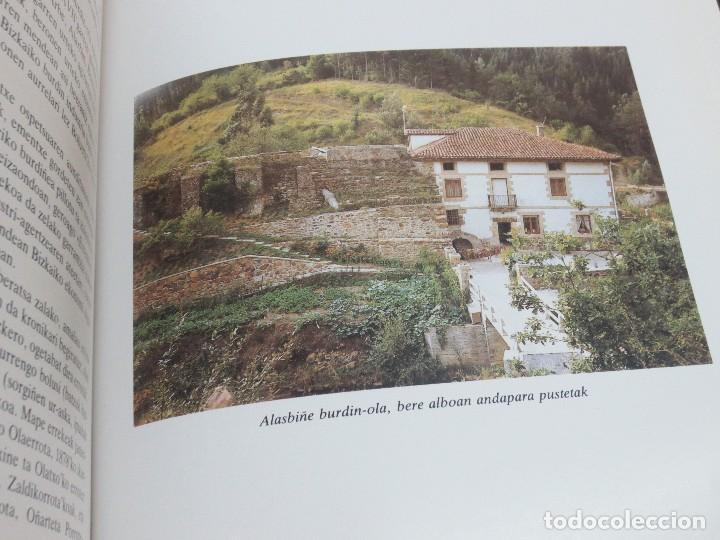 Libros de segunda mano: MONOGRAFIA DE BUSTURIA ANTEIGLESIA Y MERINDAD BUSTURIAKO MONOGRAFIA ELEIZALDEA ETA MERINDADEA - Foto 3 - 125136543