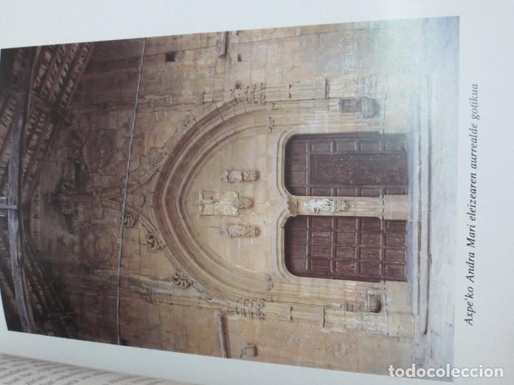 Libros de segunda mano: MONOGRAFIA DE BUSTURIA ANTEIGLESIA Y MERINDAD BUSTURIAKO MONOGRAFIA ELEIZALDEA ETA MERINDADEA - Foto 6 - 125136543