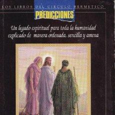 Libros de segunda mano: LAS ENSEÑANZAS DE JESUS, BUDA Y MAHOMA. 1997 LIBRO LATINO. EL CIRCULO HERMETICO. Lote 125137507
